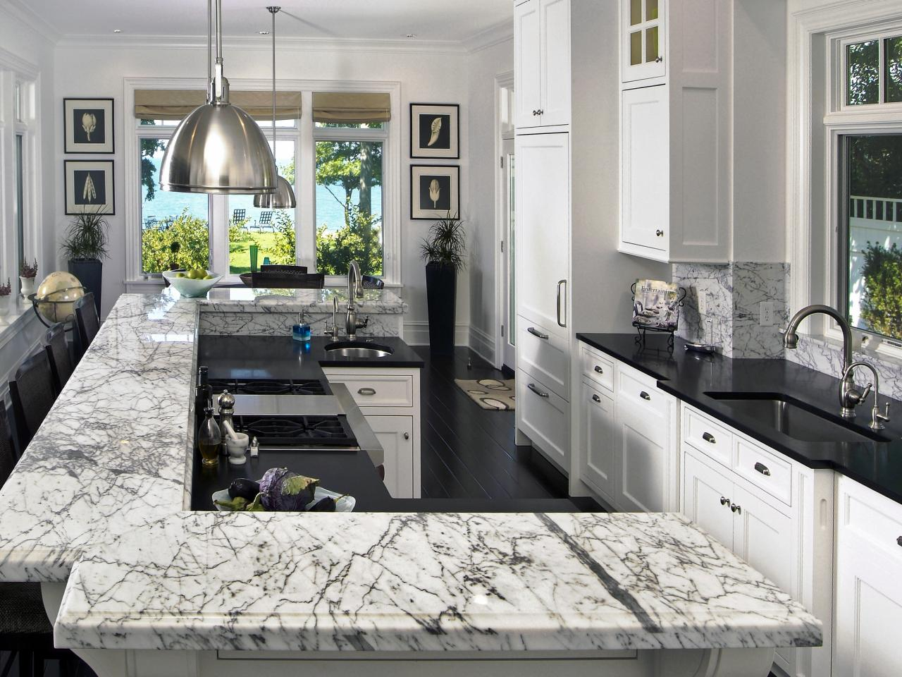 Enjoy The Classic Beauty Of Marble Countertops In Your Home