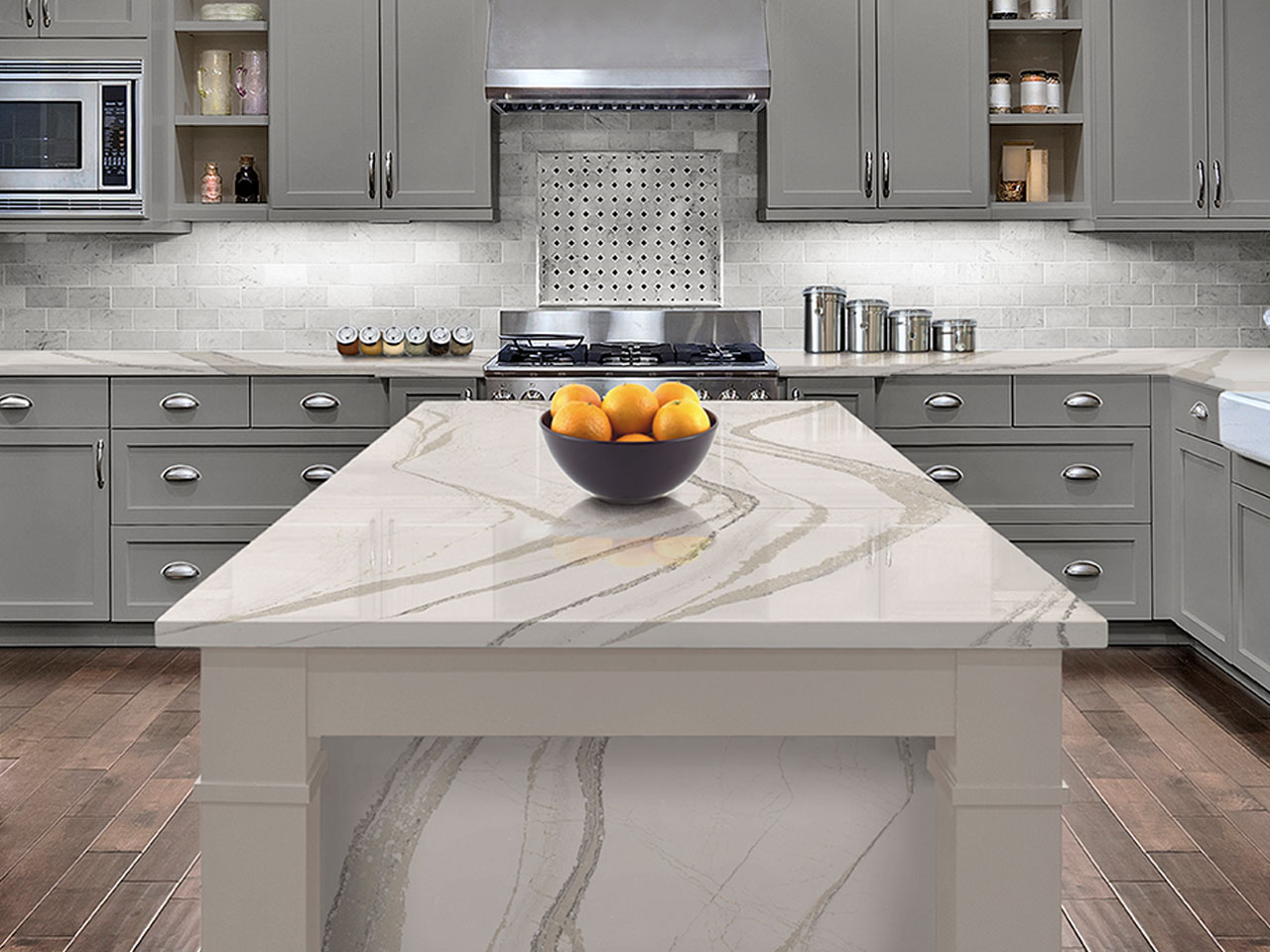 perfect kitchen countertops
